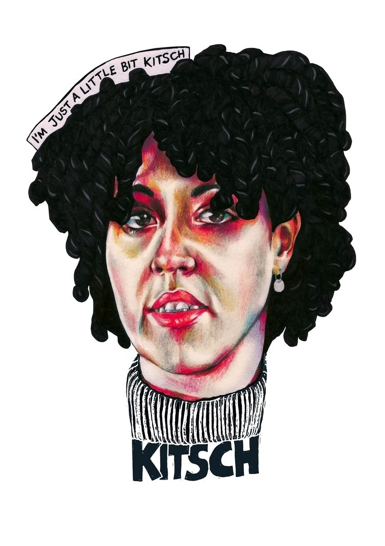 Poly Styrene; 'Kitsch' call bit - ayshamiah-edwards | ello