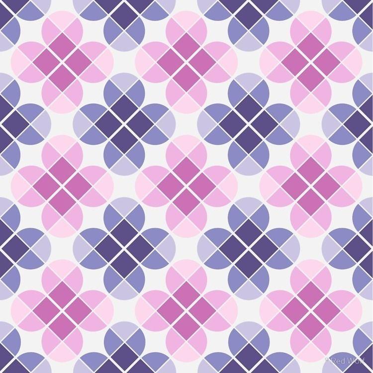 Geometric Pattern: Flower: Peta - red_wolf | ello