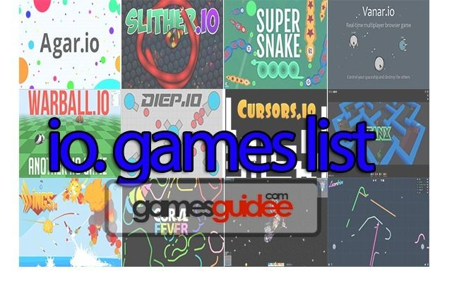 io games find - io-games | ello