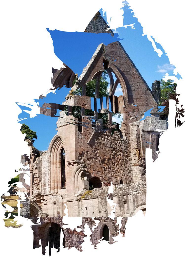 Dryburgh Abbey - paulsmedberg | ello