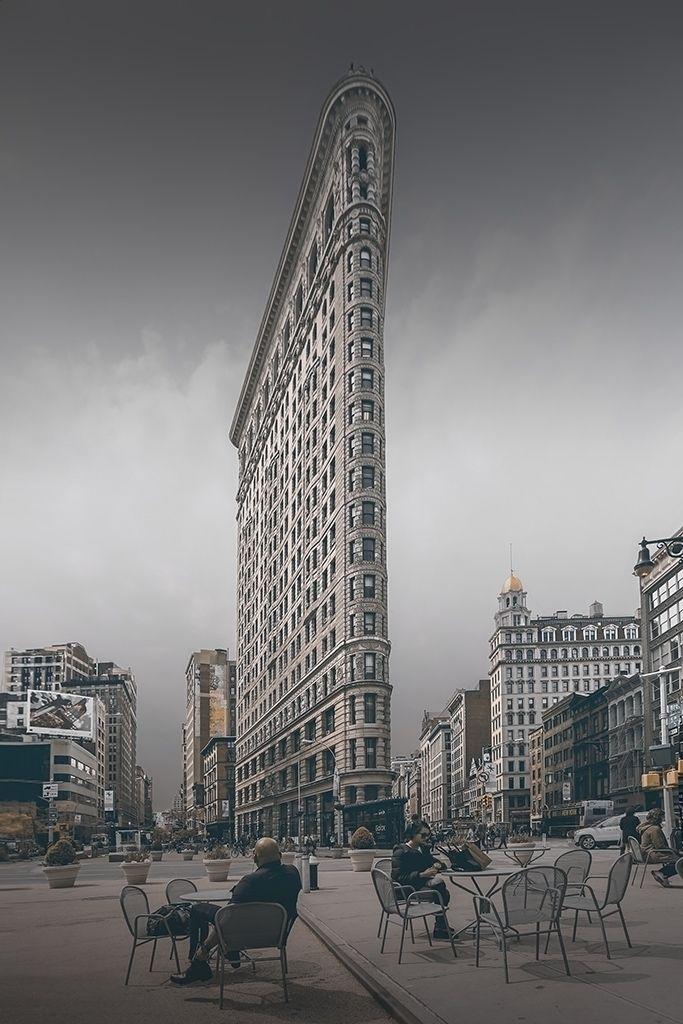 Onlookers - Flatiron Building,  - johnkosmopoulos | ello