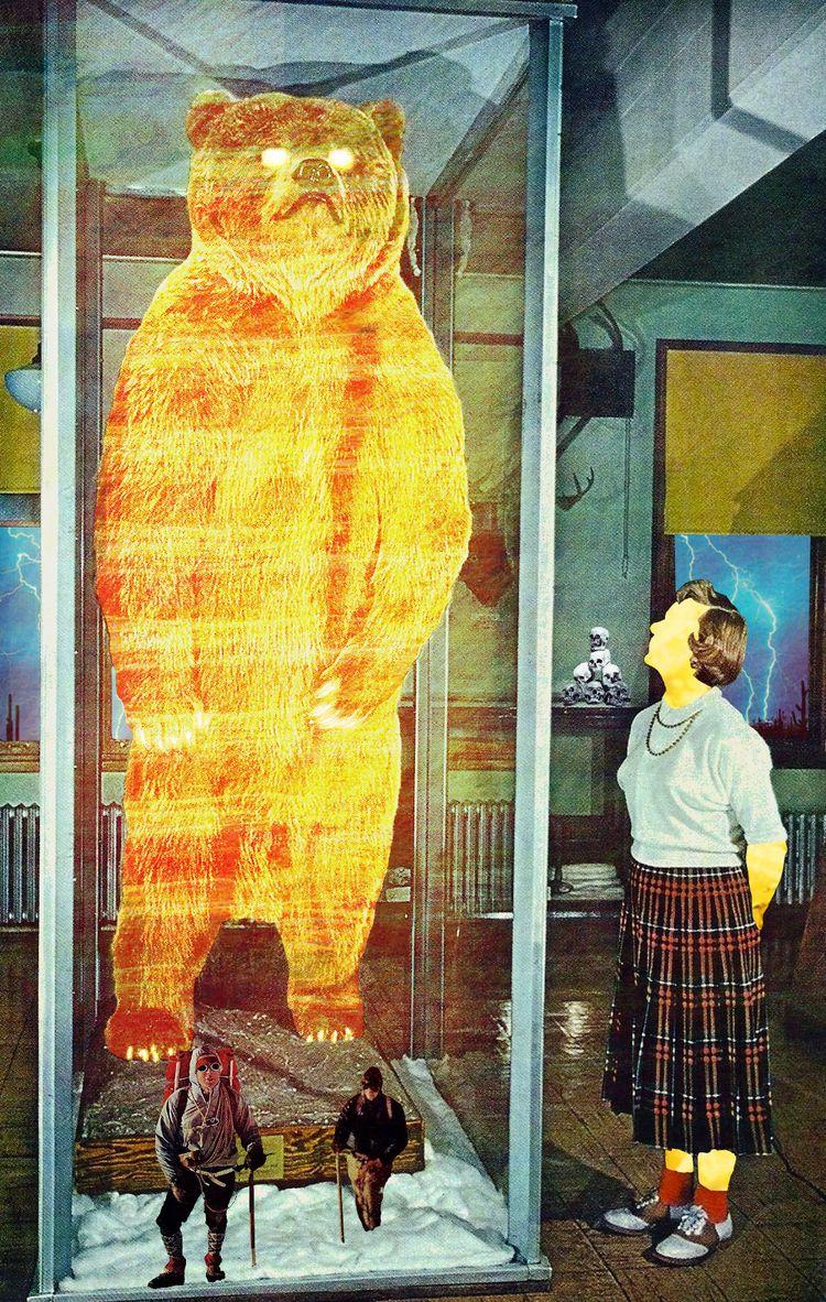 Rainstorm Charleston Museum Nat - jordanleewade | ello