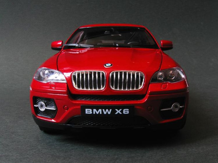 1:18 Welly BMW X6 Review - diecast - rooster64 | ello
