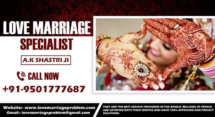 Love marriage expert Pandit ji  - onlineloveproblemsolution | ello
