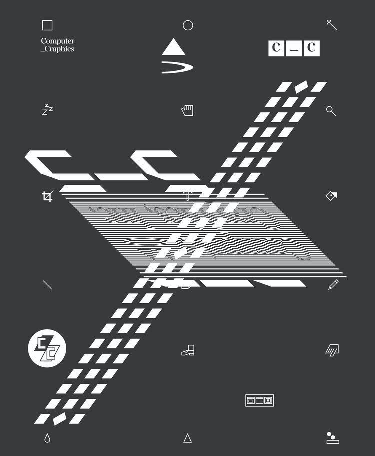 instrumental promotional poster - computer_craphics | ello