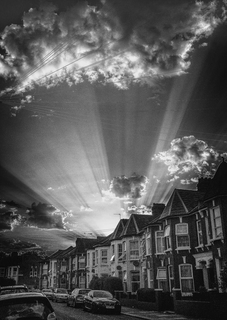 London street - photoart, photography - urbanart   ello