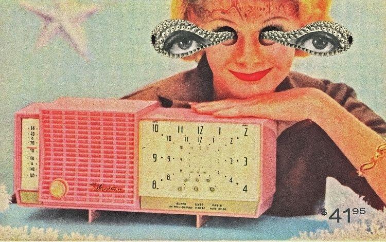 Infomercial - collage, vintage, photoshop - hayleycarloni | ello