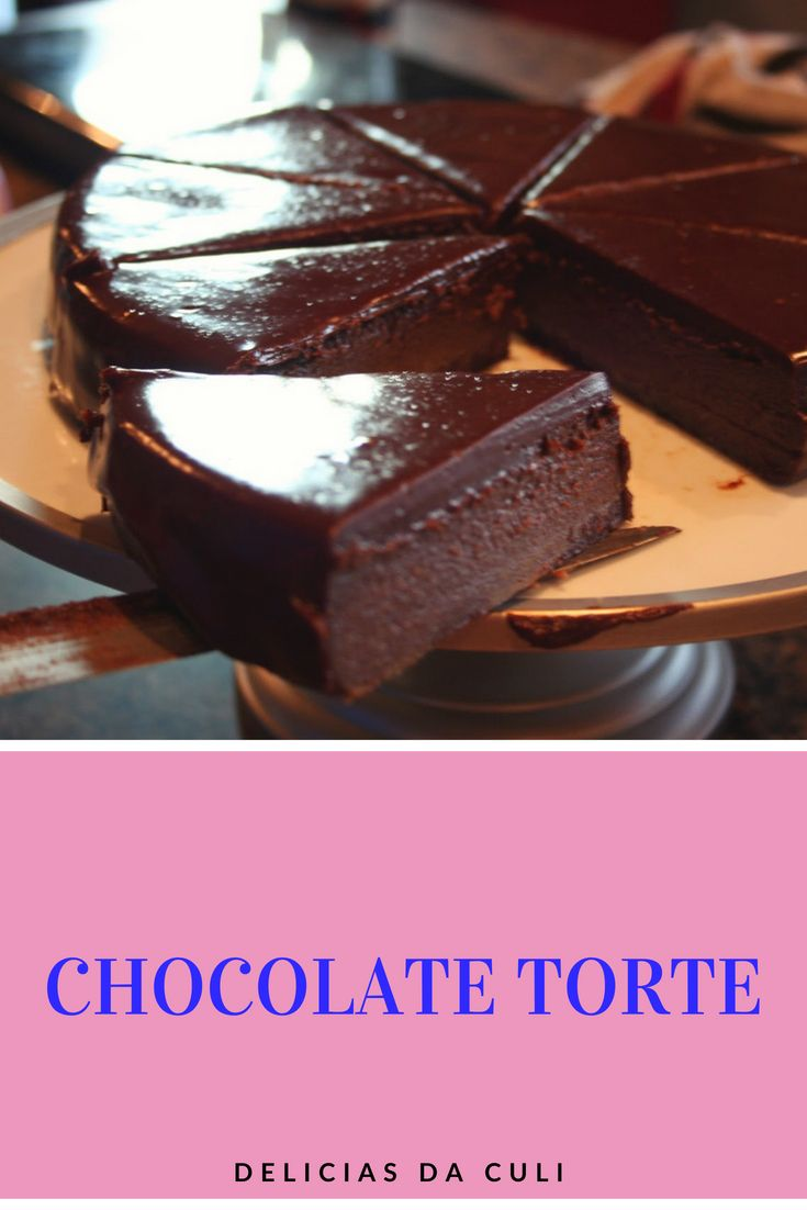 delight Chocolate torte – &gt - claudioneves | ello