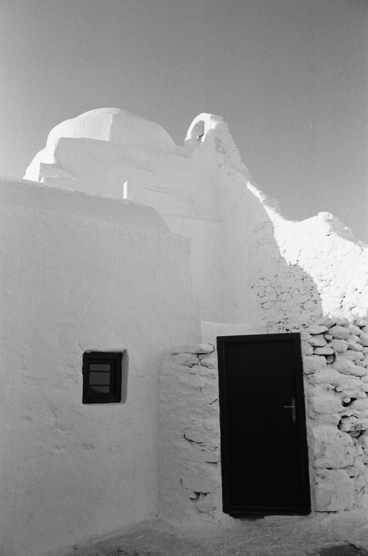 Whitewash II 〜 Mykonos, Greece - ferreira-rocks | ello