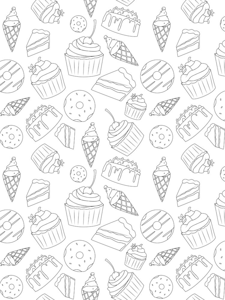 Sweets treats dessert themed pa - svaeth | ello
