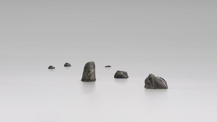 Monoliths, Iceland - iceland, minimalism - johnkosmopoulos | ello