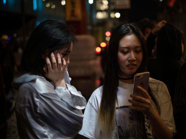 Chinatown memories - photoart, photography - urbanart | ello
