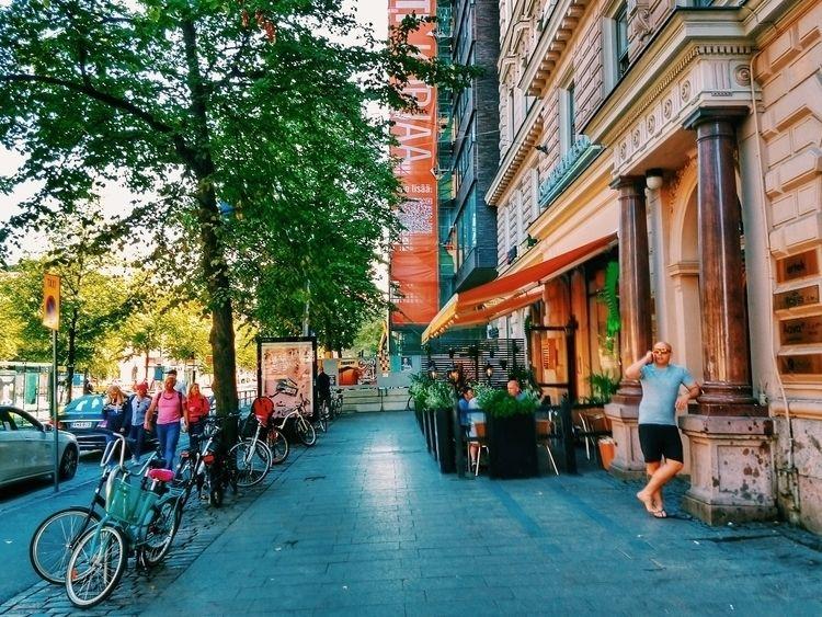 Mann Street - Helsinki, Finland - paulmcnam | ello