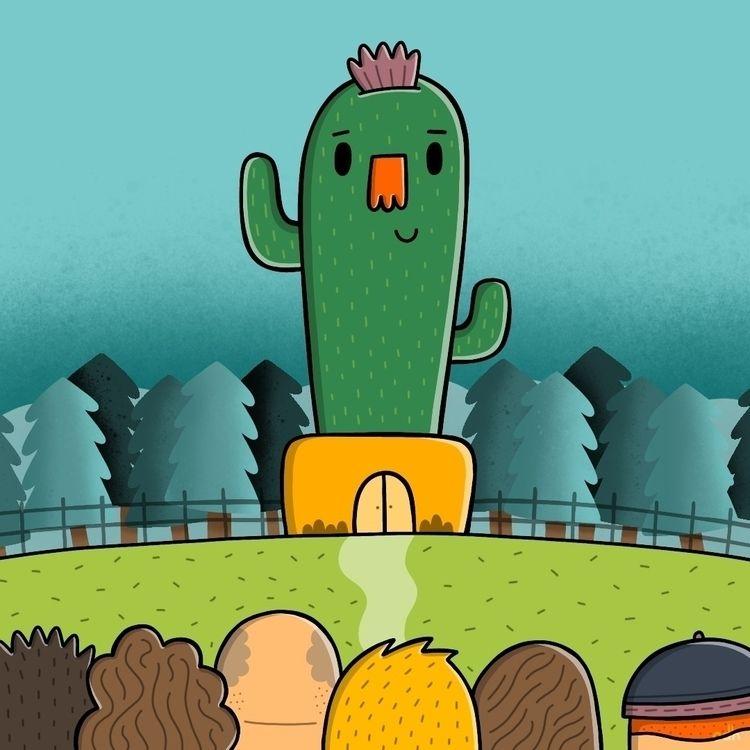Cactus Worshippers find fascina - oliviahomar | ello