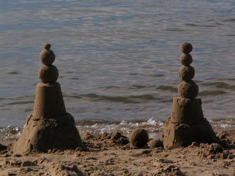Twin towers - kalmanreti | ello
