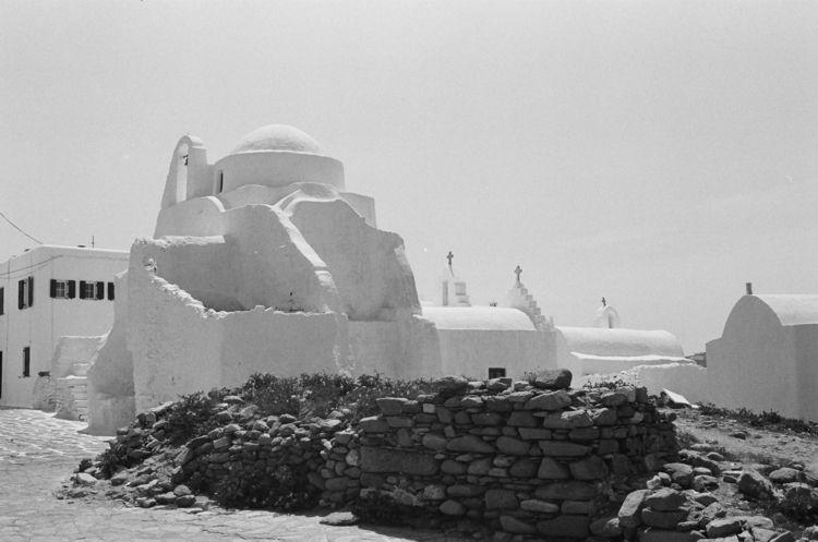 ††† 〜 Mykonos, Greece - filmphotography - ferreira-rocks | ello