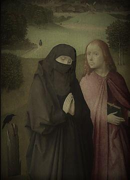 maria, jesus, christ, hieronymusbosch - christianmaximilianblasius | ello