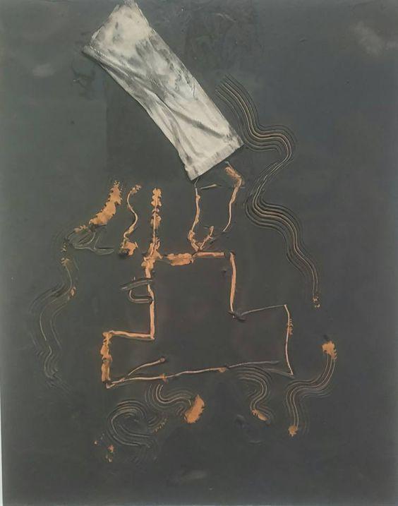 Antoni Tapies Artist Paintings  - modernism_is_crap | ello