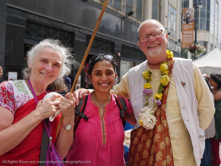 Happy Hare Krishnas Krishna mem - paulindigo | ello