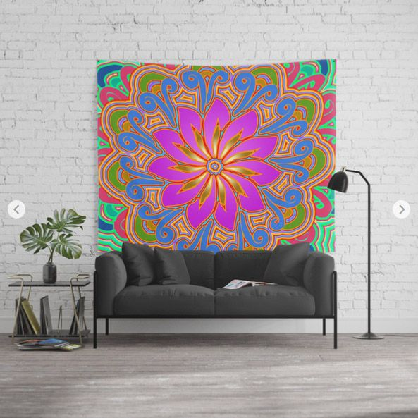 Lotus Bloom Kerry-Symetria - home - kerry-symetria | ello