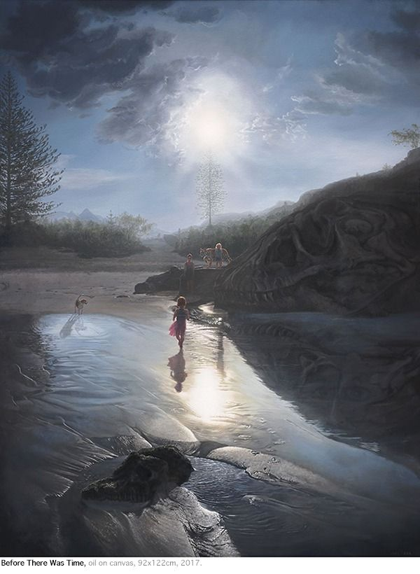 Amazing paintings Queensland ba - nettculture | ello