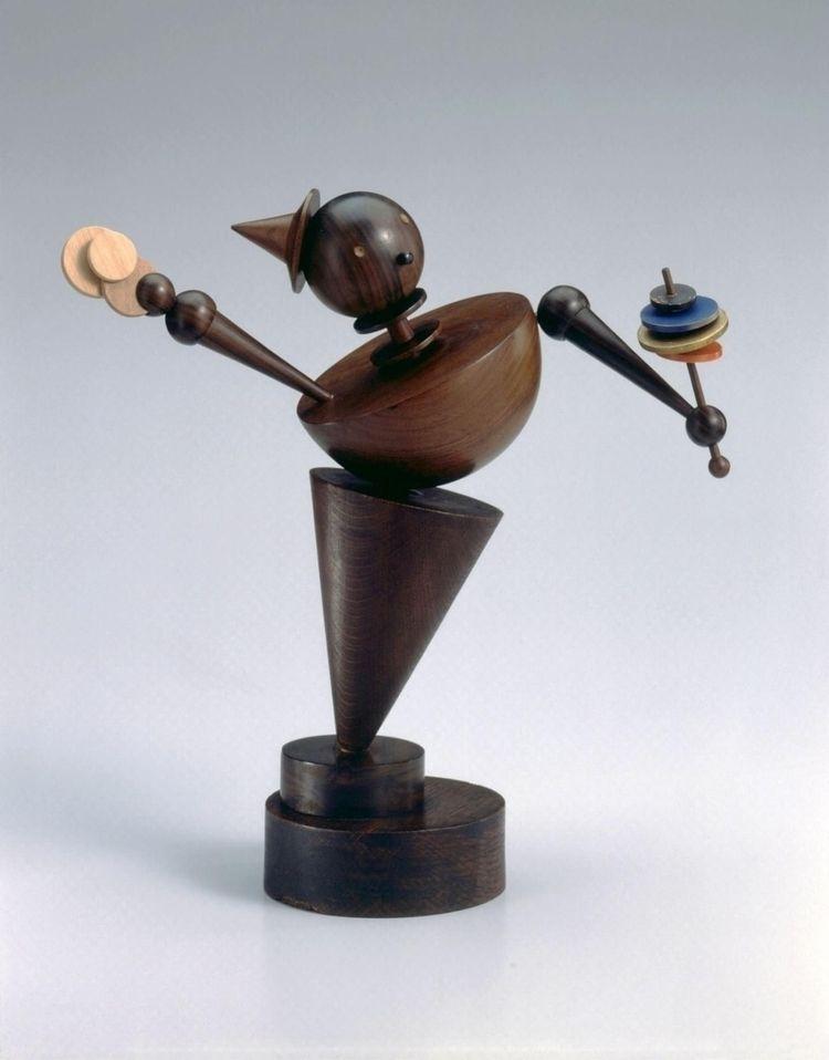Eberhard Schrammen, 1924 - Mascot, - bauhaus-movement | ello
