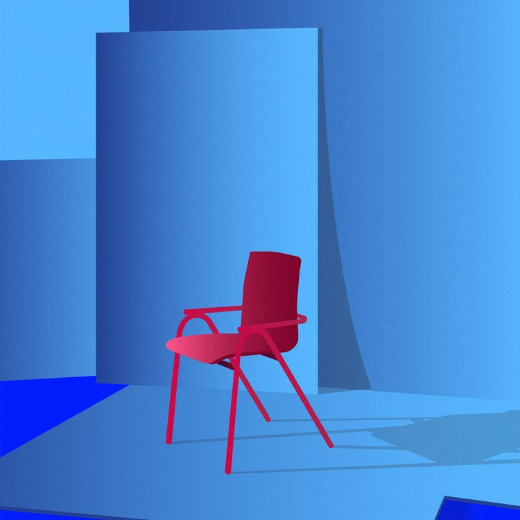 :recycle:️ chair  - illustration - jonanderisnestas | ello