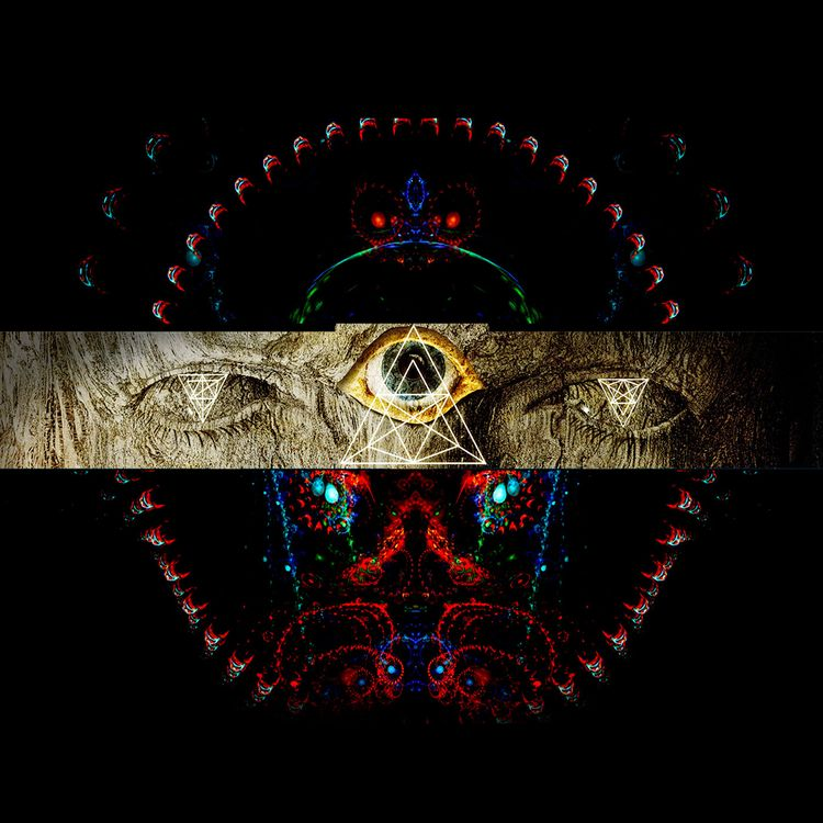 Eye  - newmediart, cgi, onírico - romangomes | ello
