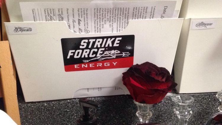 Stickers place! Strike Force En - yankeedoodlezart | ello