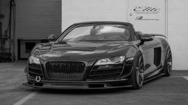 Audi, R8, fujix - alexvese | ello
