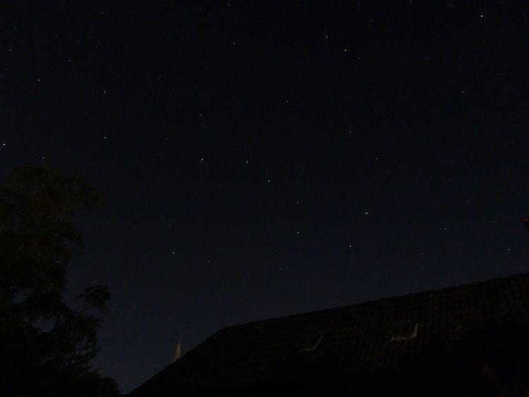 Starry Sky Constellation Ursa M - astrobederkesa   ello