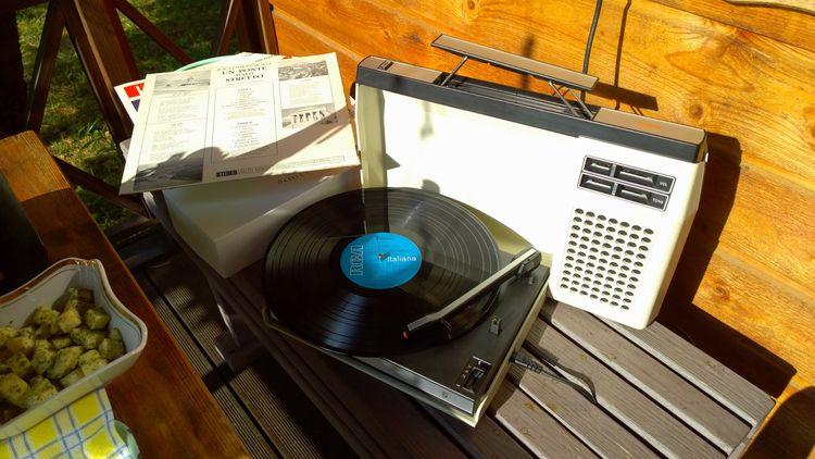 needle groove vinyl noise clear - norre01   ello