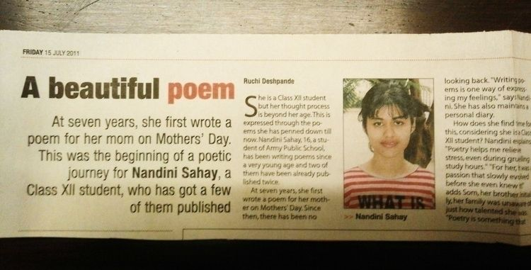 July 15, 2011: interviewed jour - kashwinsahaiya | ello