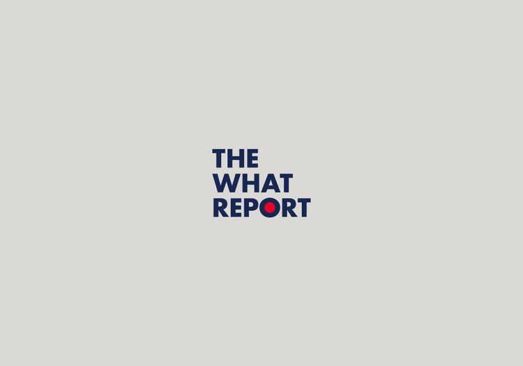 Report, logo icon system Part v - mwarrenarts | ello