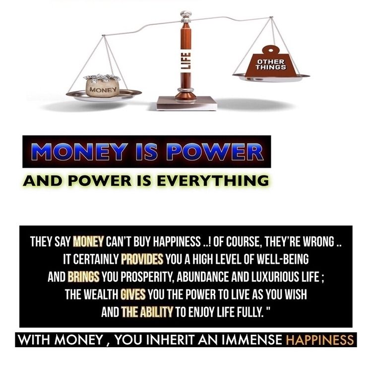 Money power  - info-am | ello