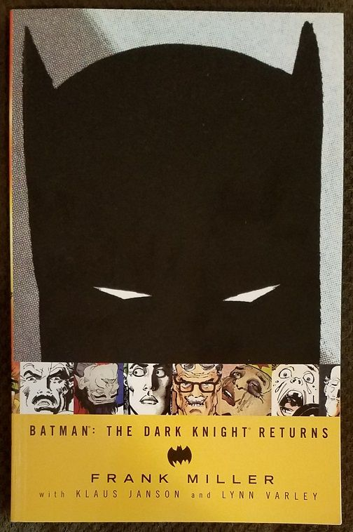 """Read Damn Book – 114: Batman:  - richardfyates 