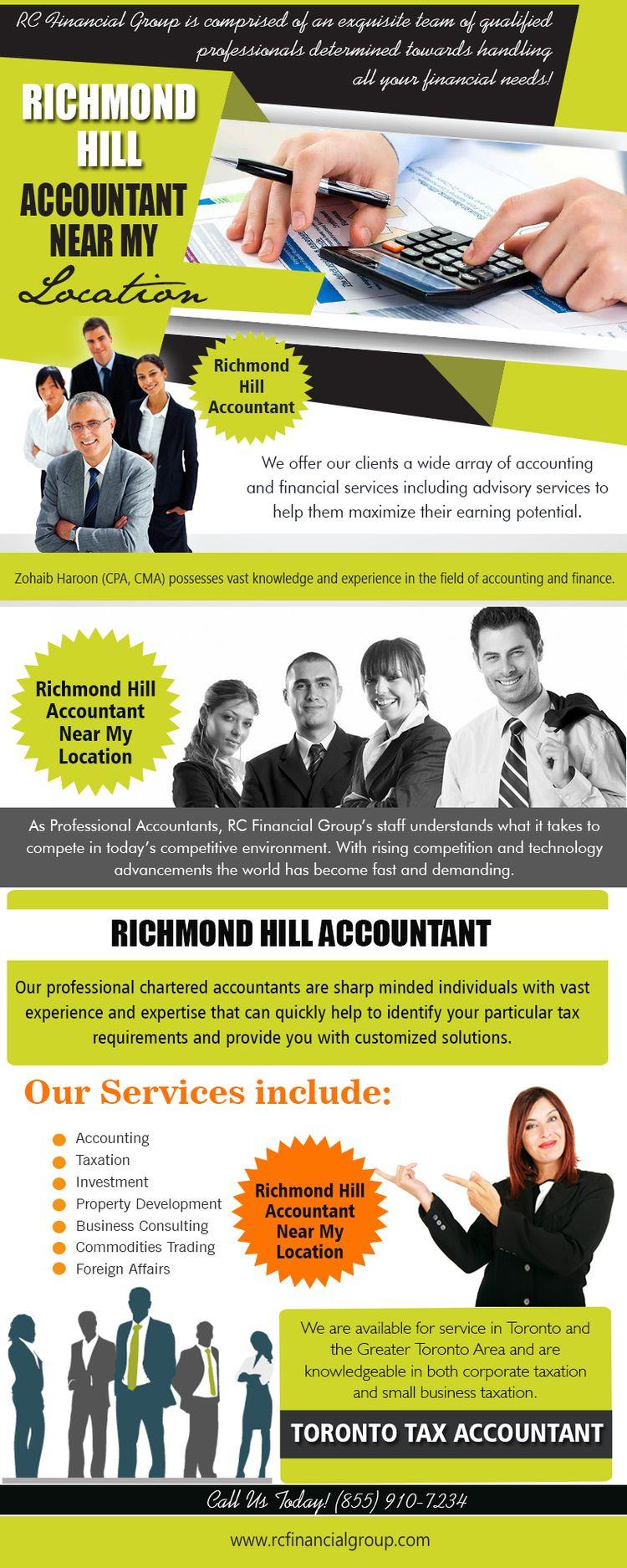 Richmond Hill Accountant locati - etobicokeaccount | ello