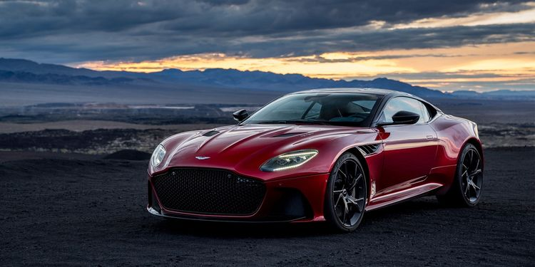 Aston Martin DBS Superleggera.  - evlear | ello