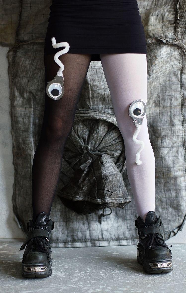 Global gulag black white legs g - frango_artist   ello
