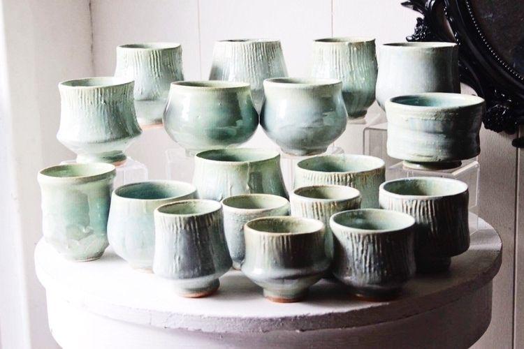 Etsy update! oi#ellohandmade - maker - chrisswazie-ceramics | ello