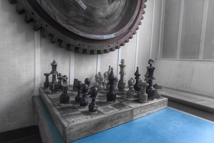Chess lens - photography, dslr, nikkor - d_nodave | ello