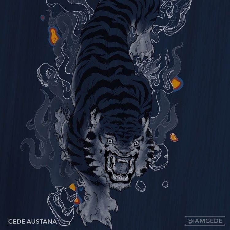 Tiger - gede | ello
