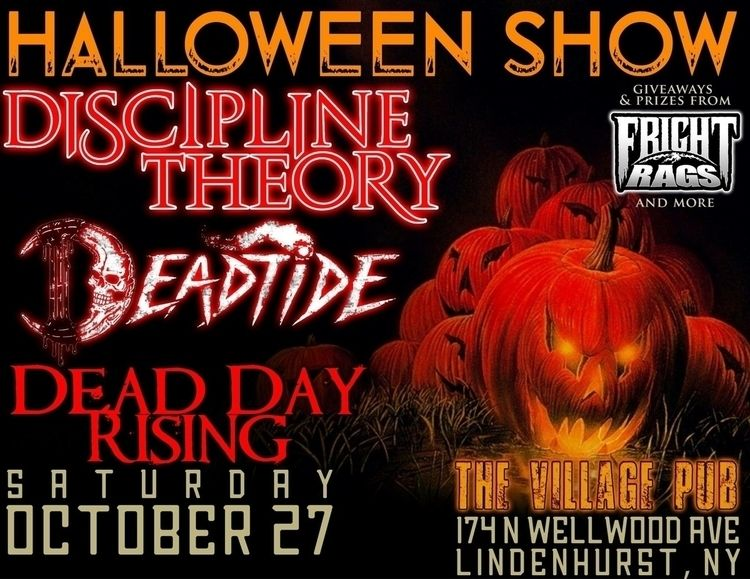 Yup... October - disciplinetheory   ello