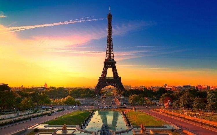 Отдых во Франции Если двое влюб - veshenka | ello