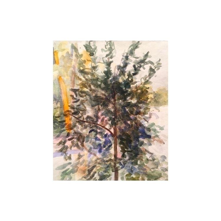 watercolour, art, paint, doodle - yuliavirko | ello