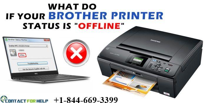 Fix Brother Printer Offline Sup - ameliaadley92 | ello