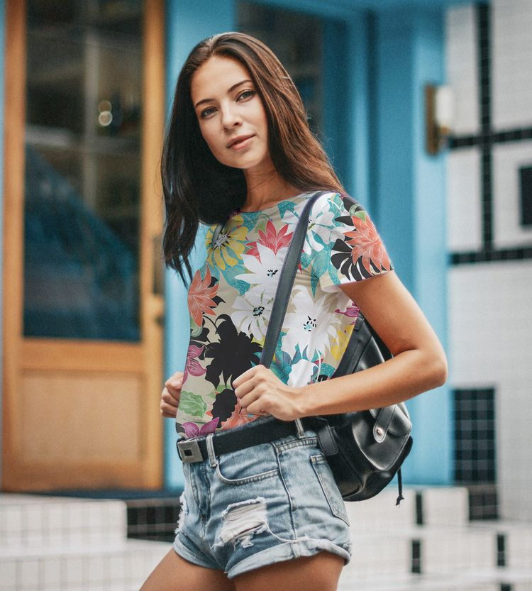 'Dalia - society6, apparel, fashion - 83oranges | ello