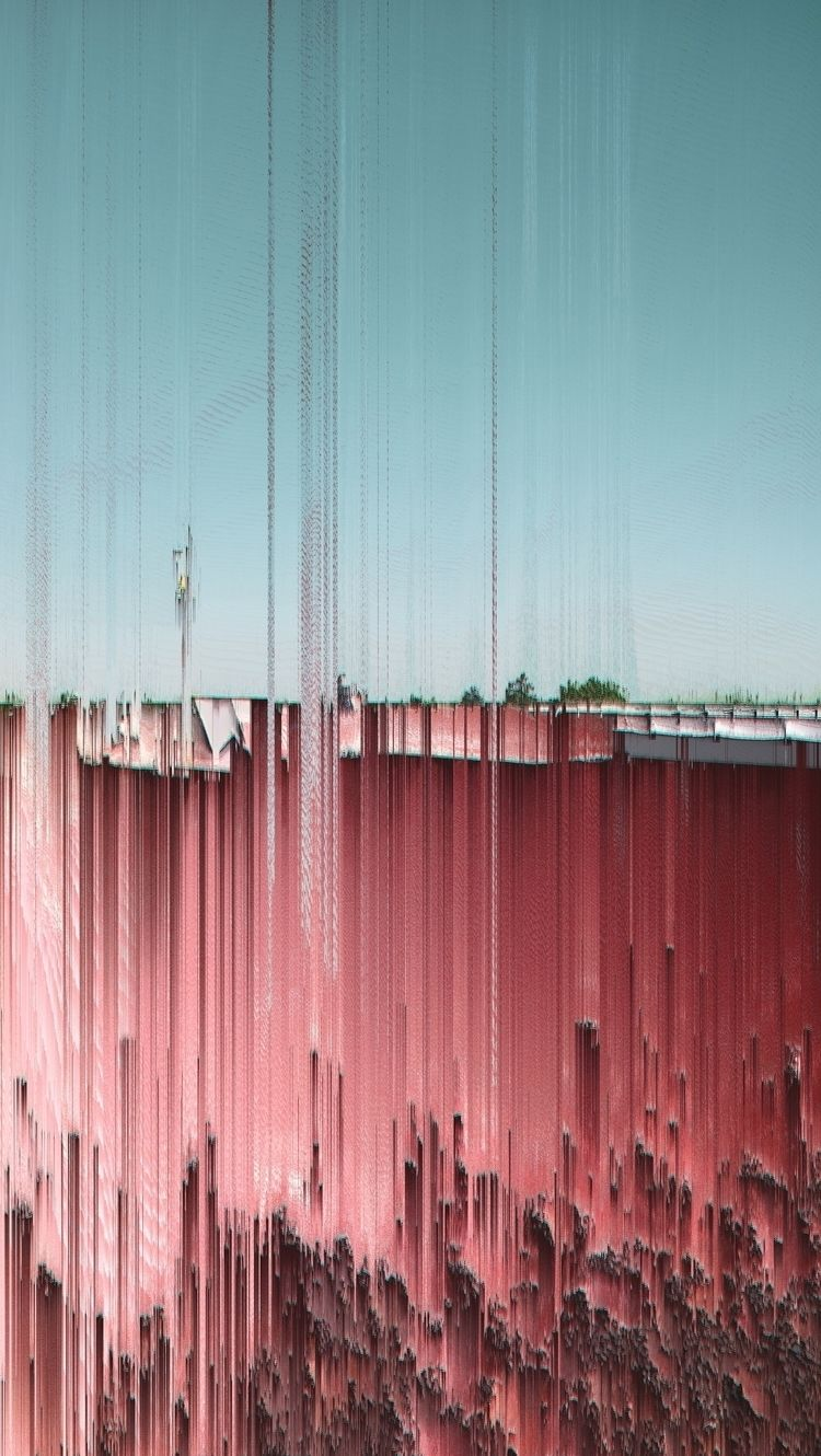 Original picture ROOFTOP Glitch - sbjctdmind | ello