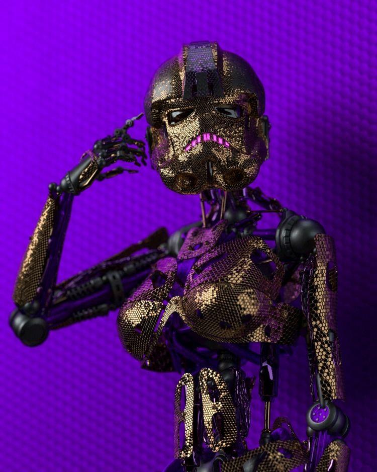 • PKTS_19 - texture, cyberpunk, neon - skeeva | ello