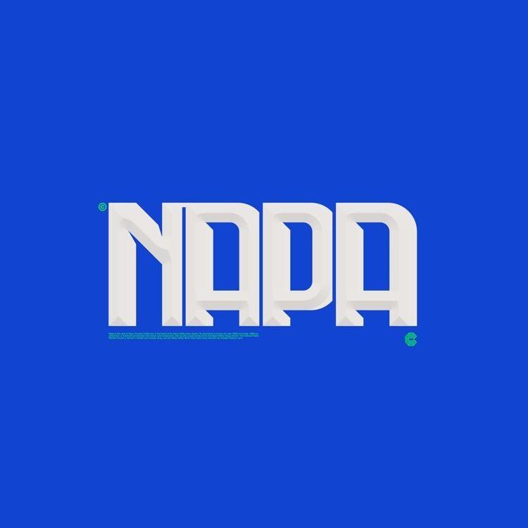 Napa - chadwickalphabetic | ello
